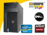 DELL Precision T1650 QUAD E3-1225 v2 ! USB 3.0 ! FirePro 8 GB ! Win 7 Pro