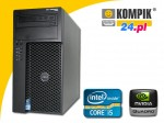 DELL Precision T1650 QUAD i5-3550 ! USB 3.0 ! Q2000 ! Win 7 Pro