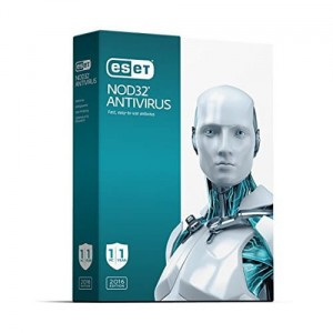 Antywirus  ESET NOD32 1 PC / 1 rok, BOX