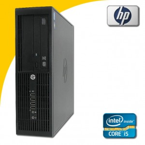 HP Elite 4300 i3-2100 250 GB Win 7 Pro