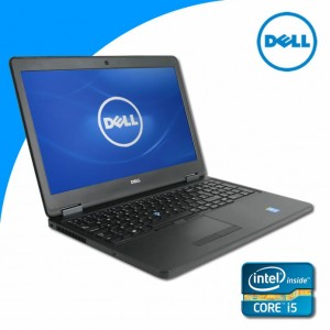 Dell Latitude E5550 i5-5200U 8 GB 500 GB FHD IPS USB 3.0 Win 8.1 Pro