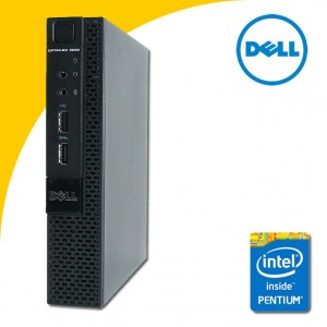DELL Optiplex 3020M MICRO G3250T 128 SSD Win 8.1 Pro