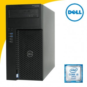 DELL Precision 3620 i5-6500 16 GB DDR4 256 SSD 8 Pro