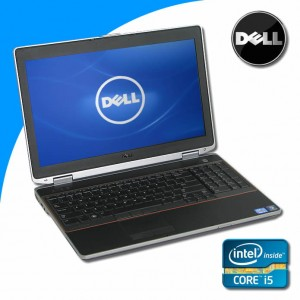 Dell Latitude E6520 i5-2520M 8 GB HD+ KAM Win 7 Pro