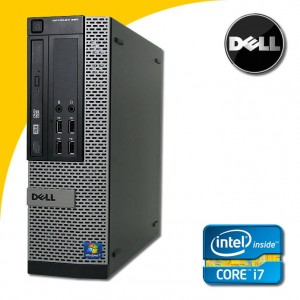 DELL Optiplex 790 i7-2600 QUAD 128 SSD 8 GB Win 7