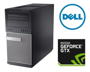 DELL Optiplex 7010 TOWER i5-3470 8GB 500GB GTX 1650