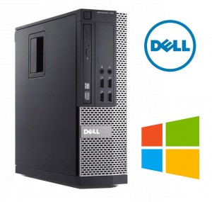DELL Optiplex 7010 SFF INTEL G645 4GB 500GB 7 Pro