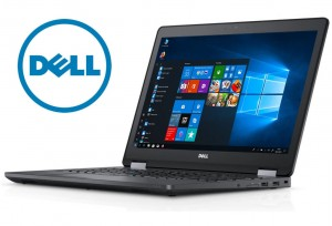 Dell Latitude E5570 15 i5-6440HQ X4 SLIM LTE KL A+