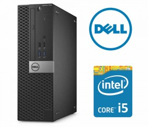 DELL Optiplex 7040 i5-6500 8G DDR4 256M2 4K 10Pro