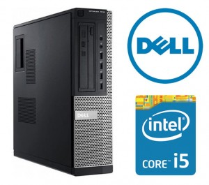 DELL Optiplex 7010 i5-3470 X4 8GB 500 GB WinPro 2K