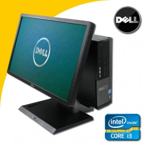 "DELL Optiplex 790 i3-2100 ALL IN ONE 22"" 4 GB Win 7 Home"