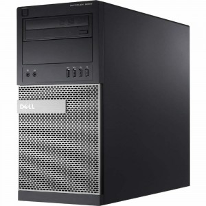 DELL 9020 TOWER i5-4590 8GB 500G WIN 10 Pro RAID K2000 CAD