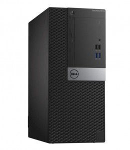 DELL Optiplex 7040 i7-6700 8 GB DDR4 RW 1TB RAID 10 Pro GTX 1650