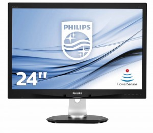 PHILIPS 240P4Q 24 FULL HD+ IPS LED DP PIVOT PRO A+