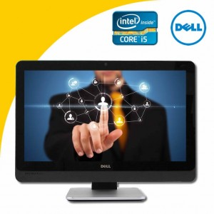 DELL 9020 AIO i5-4570S 8 GB 23'' FULL HD DOTYKOWY Win 8.1