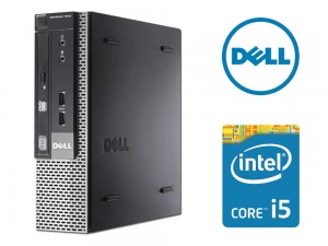 DELL Optiplex 7010 i5-3570 X4 Dual Display 2K PRO MINI