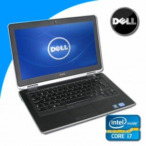 Dell Latitude E6330 i7-3520M 128 SSD 4 GB Win 7 Pro Klasa B