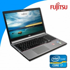 FUJITSU E754 i7-4702MQ QUAD 16 GB Full HD Win 8 Klasa B