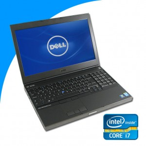 Dell Precision M4800 i7-4800MQ 16 GB 256 SSD K1100M Win 10 Pro