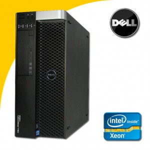 DELL Precision T3600 Xeon E5-1620 QUAD Q600 8 GB Win 7 Ult Klasa B