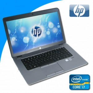 HP EliteBook 850 G1 i7-4600U 8 GB 128 SSD Win 7 Pro