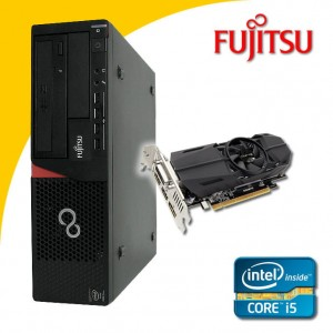 FUJITSU E920 i5-4570 QUAD GTX1050 8 GB 500 GB DO FORTNITE