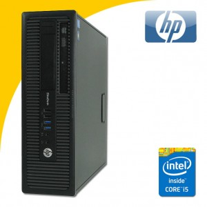 HP Elite 600 G1 i5-4570 QUAD 8 GB 500 GB Win 7 Pro