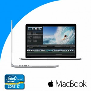 Apple MacBook Pro A1398 i7-3820QM 750 SSD 16 GB 2880x1800 10.8