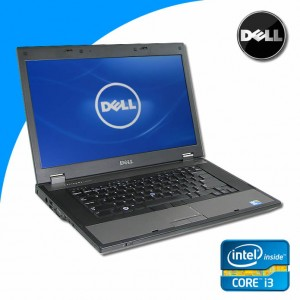 Dell Latitude E5510 i3-350M RS232 COM Win 7 Pro