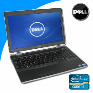 Dell Latitude E6530 i5-3340M 1600x900 KAM HDMI Win 7 Pro