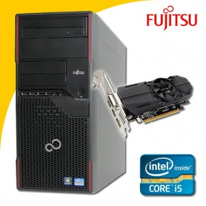 FUJITSU P910 i5-3570 QUAD GTX 1050 500 GB DO FORTNITE