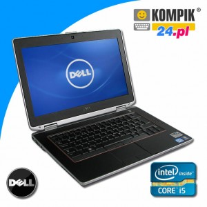 Dell Latitude E6420 i5-2410M 320 GB Win 7 Ult